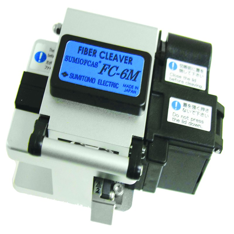 Optical fiber cleavers FC-6M